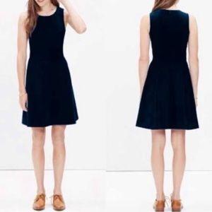 MADEWELL Adore Me Navy Blue Dress